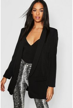 Black Tall Tailored Blazer