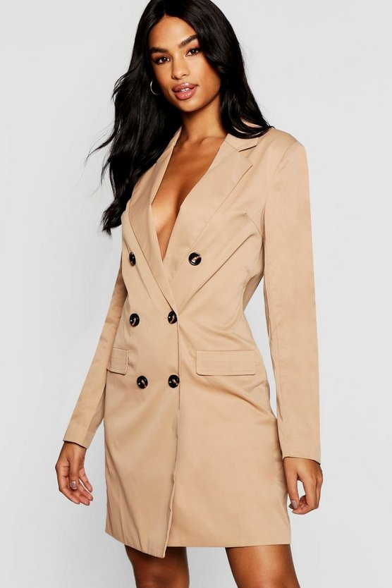 Tall Utility Blazer Dress