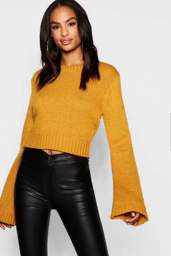 Tall Wide Sleeve Jumper