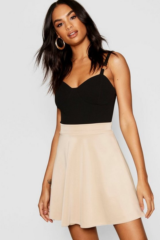 Tall Mini Skater Skirt