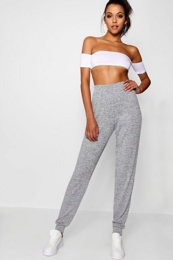 Tall Knitted Joggers