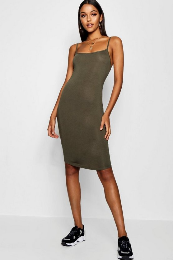 Tall  Cami Bodycon Dress