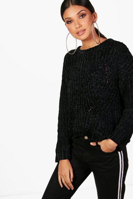 Tall Chenille Jumper