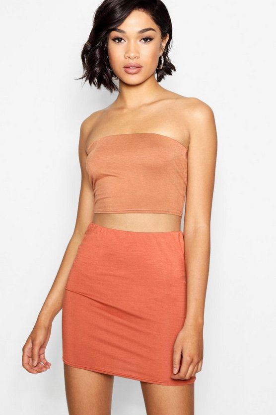Tall Jersey Bandeau