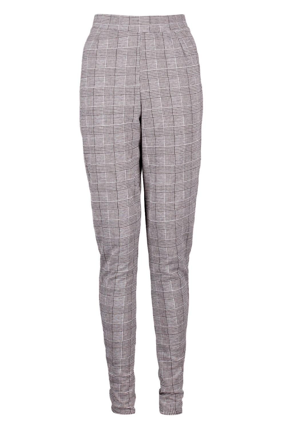 Trousers Tailored Tall Check black Tall Check zqfI6B