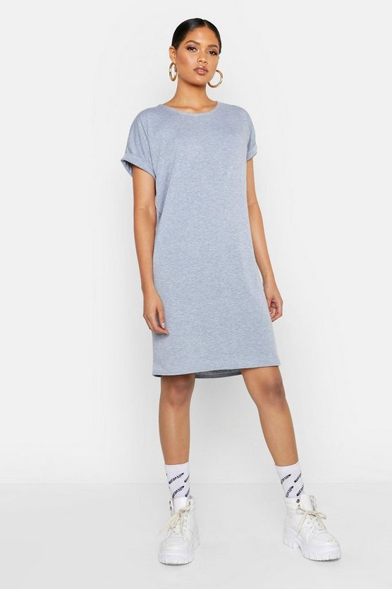 Tall Oversized T-Shirt Dress