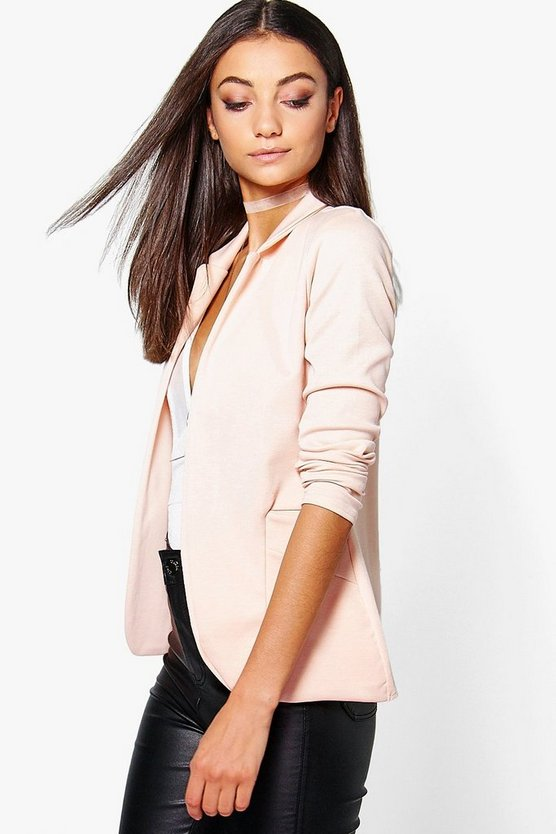 Tall Cesia Pocket Blazer