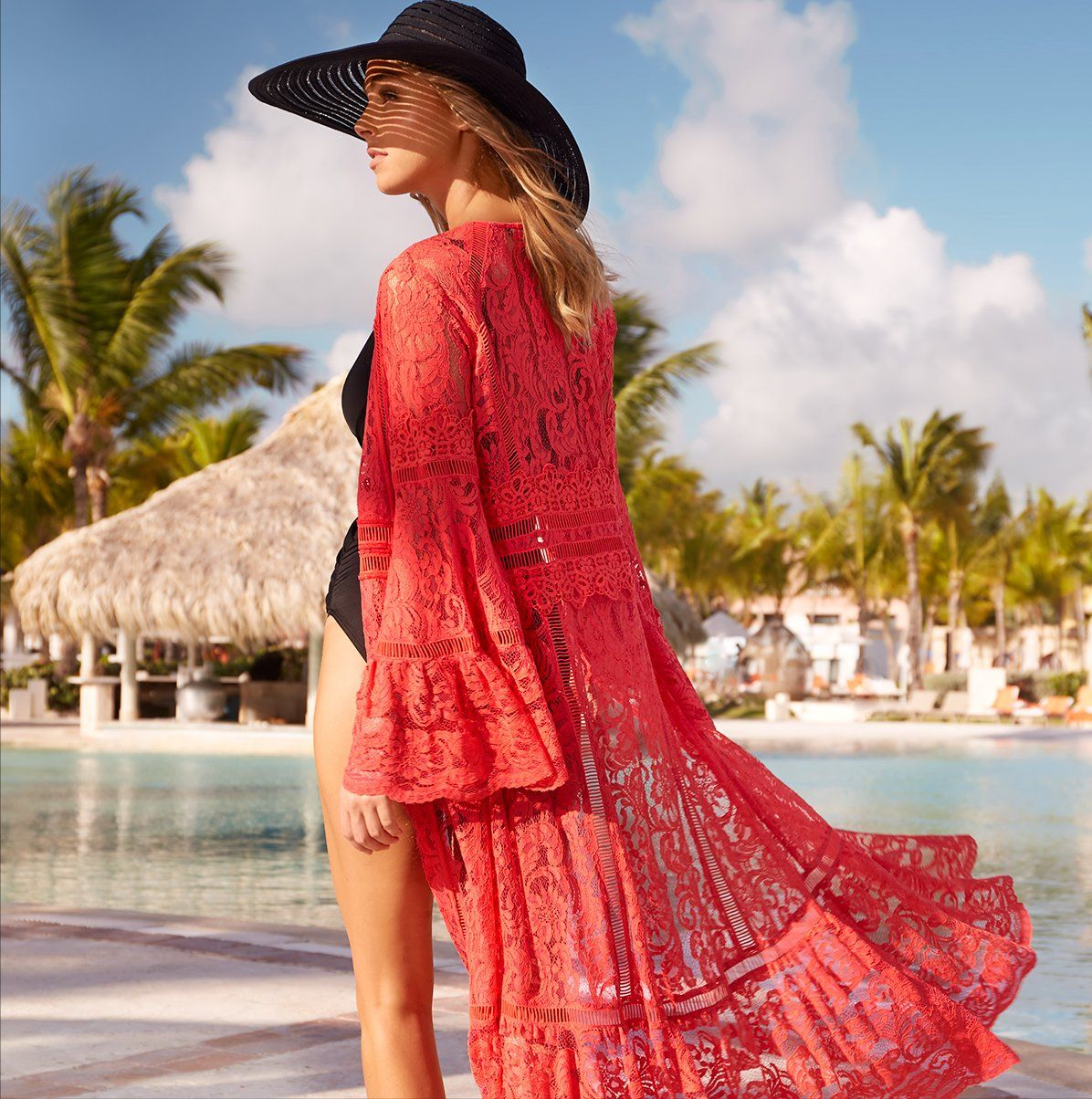 Shop resort wear