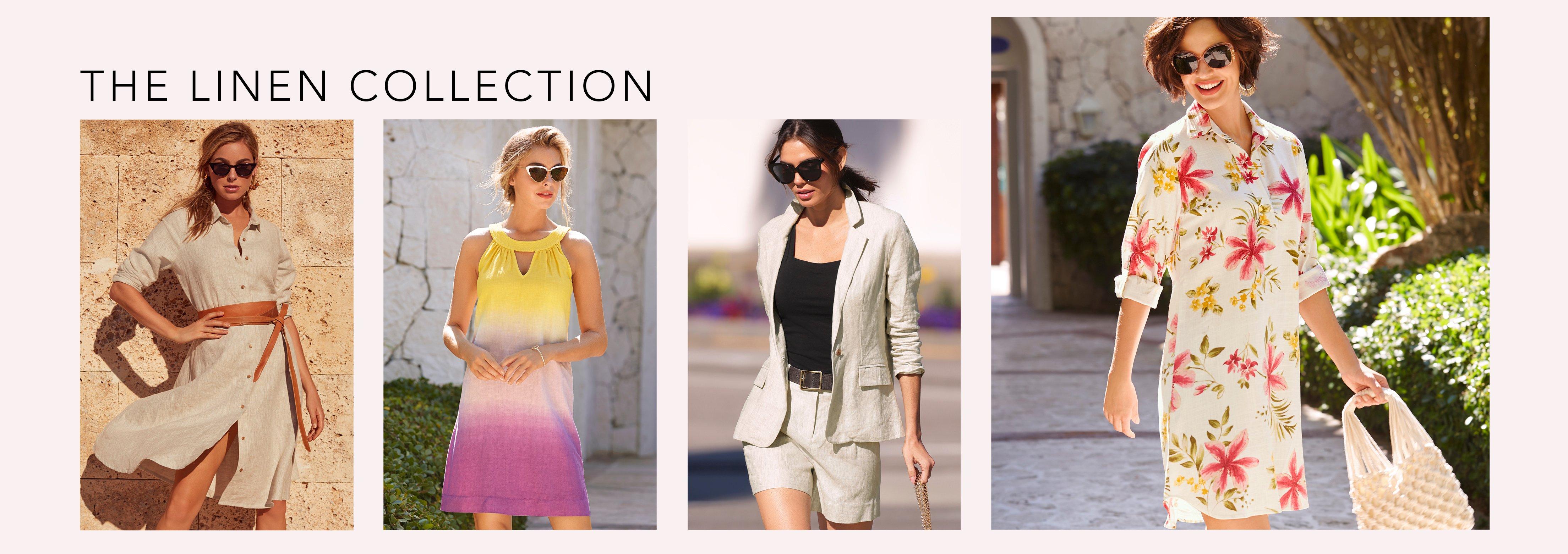 Shop our Linen Collection