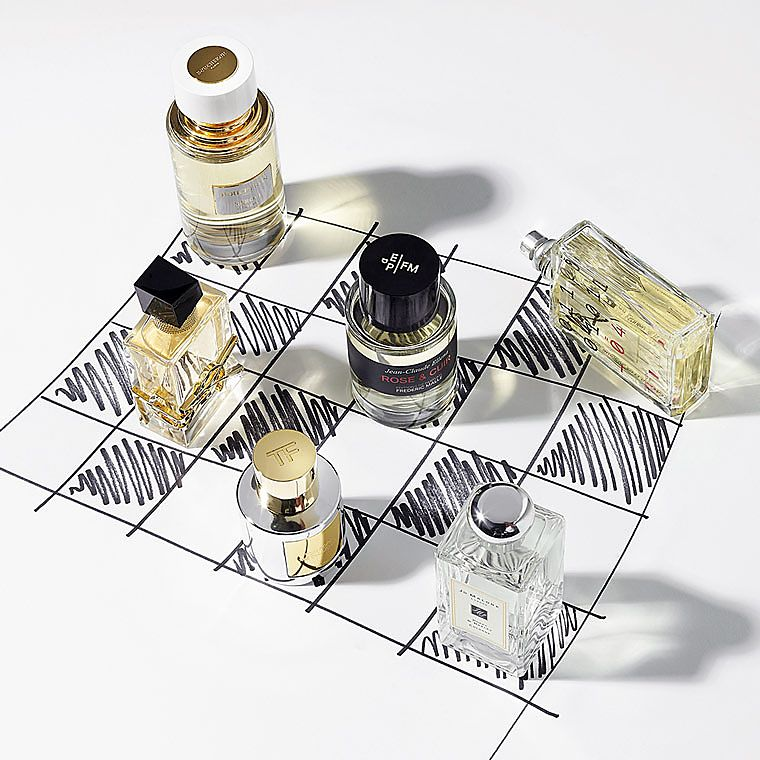 12 Game Changing New Fragrances