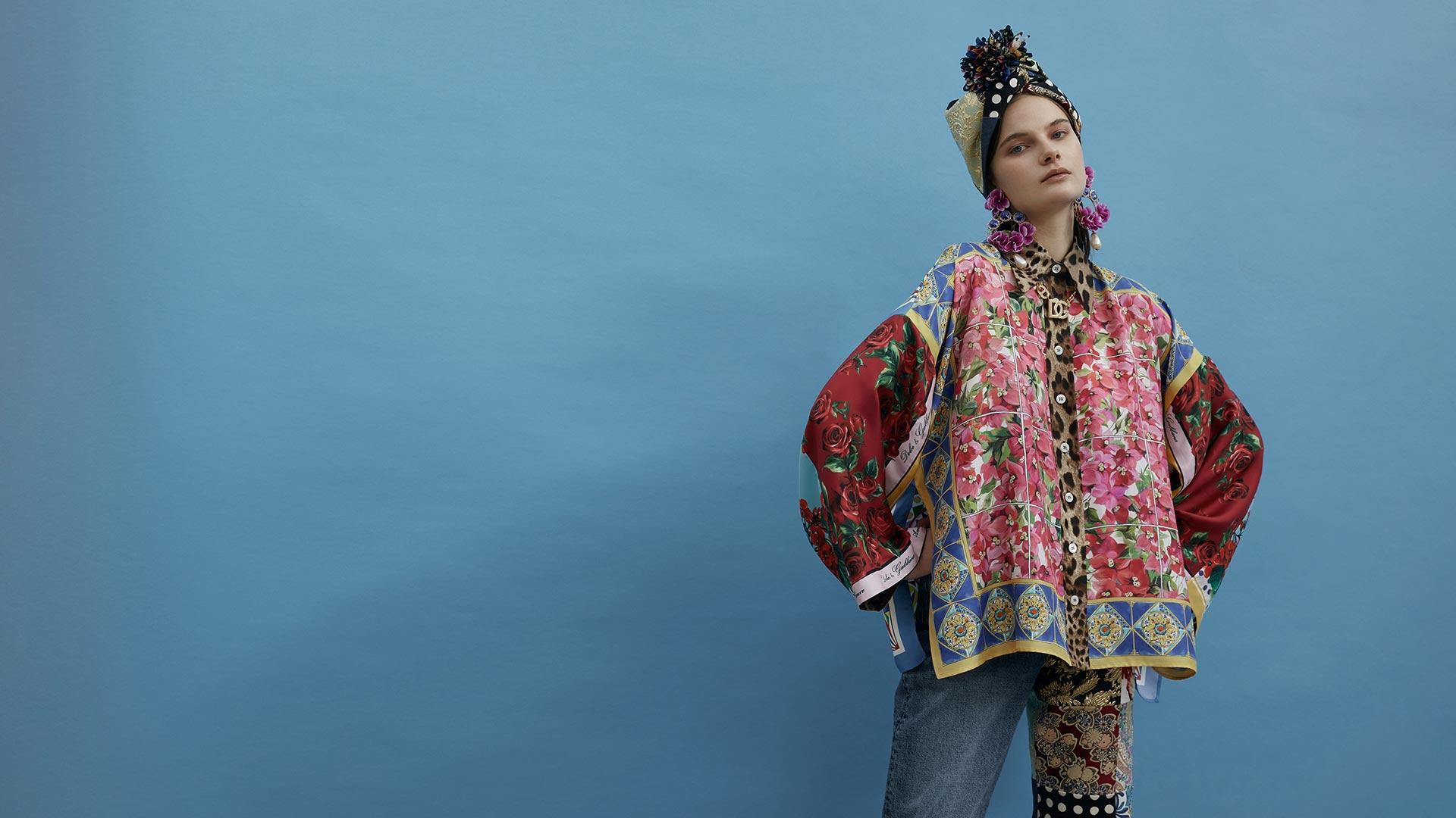 Spring/Summer 2021 - Dolce & Gabbana