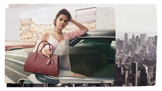 JUST IN: COACH X SELENA GOMEZ