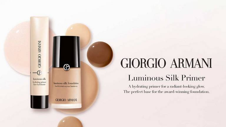 New From Giorgio Armani