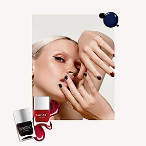 Mixed Manicures