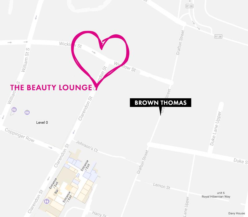 BROWN THOMAS BEAUTY LOUNGE