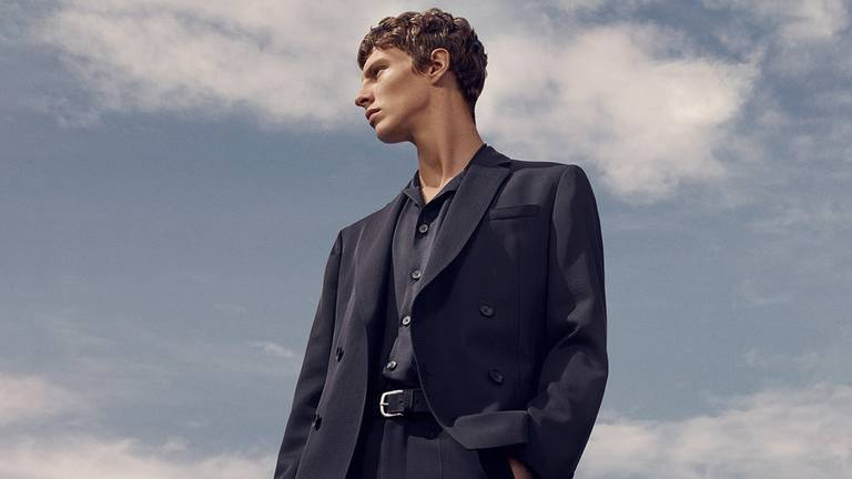 0119959c BUSINESS BOSS represents modern luxury with slick silhouettes and a focus  on premium fabrics. Discover a selection of razor-sharp tailoring here.  SHOP NOW