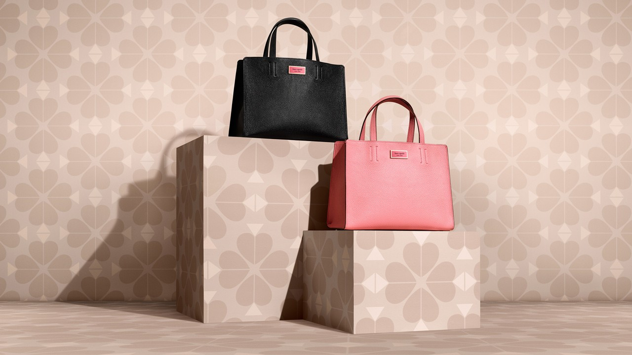 3a79ab9be5cc9 ... Kate Spade New York continues to take an optimistic