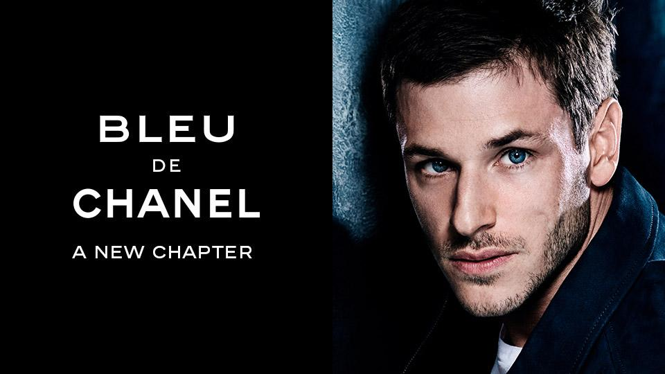 Chanel Mens Fragrance Bleu de Chanel