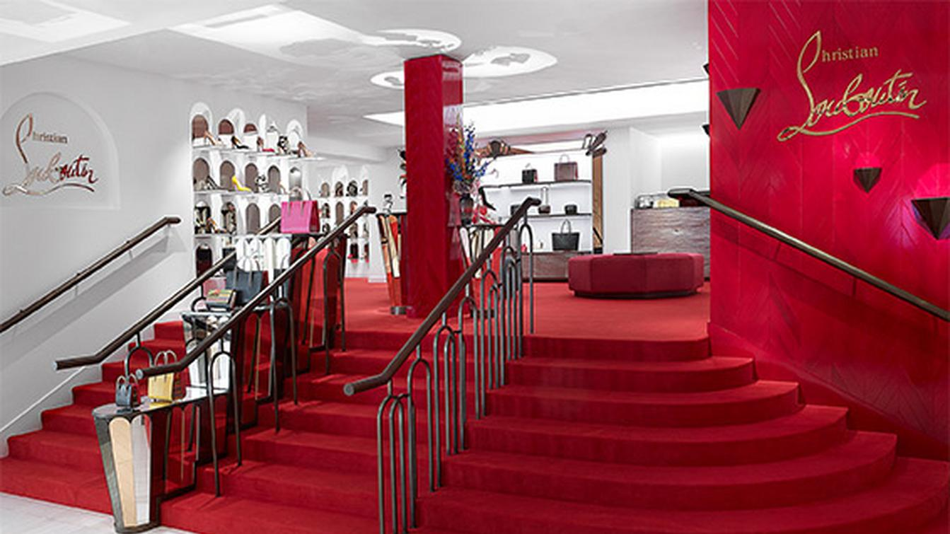 louboutin boutique contact