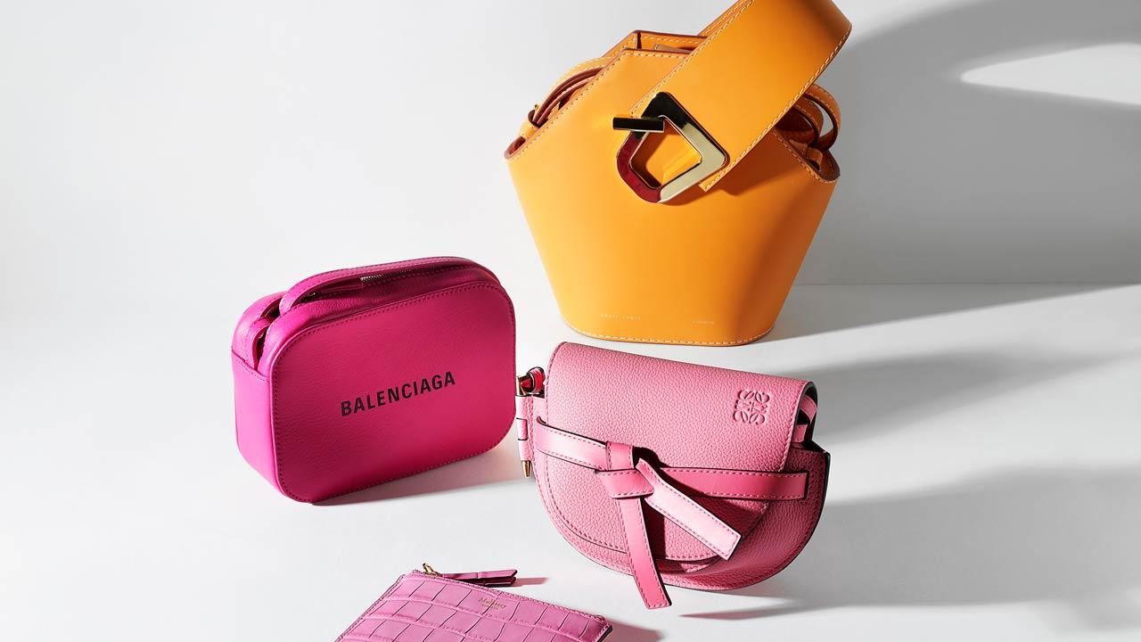 COLOUR-POP BAGS