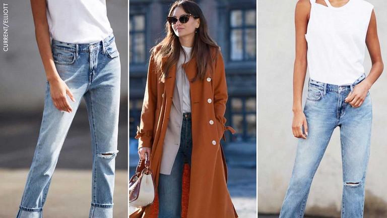 7fc365bfa Women's Denim   Slim Cut, Boot Cut, Skinny and Cropped Jeans   Brown ...