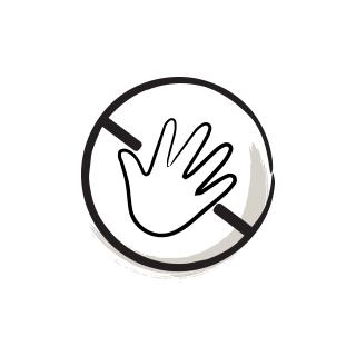 No touch icon
