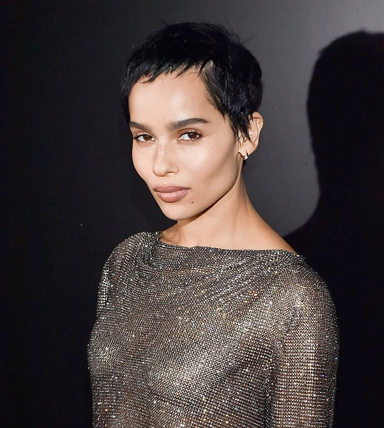 GET THE ZOË KRAVITZ'S SUMMER BEAUTY LOOK