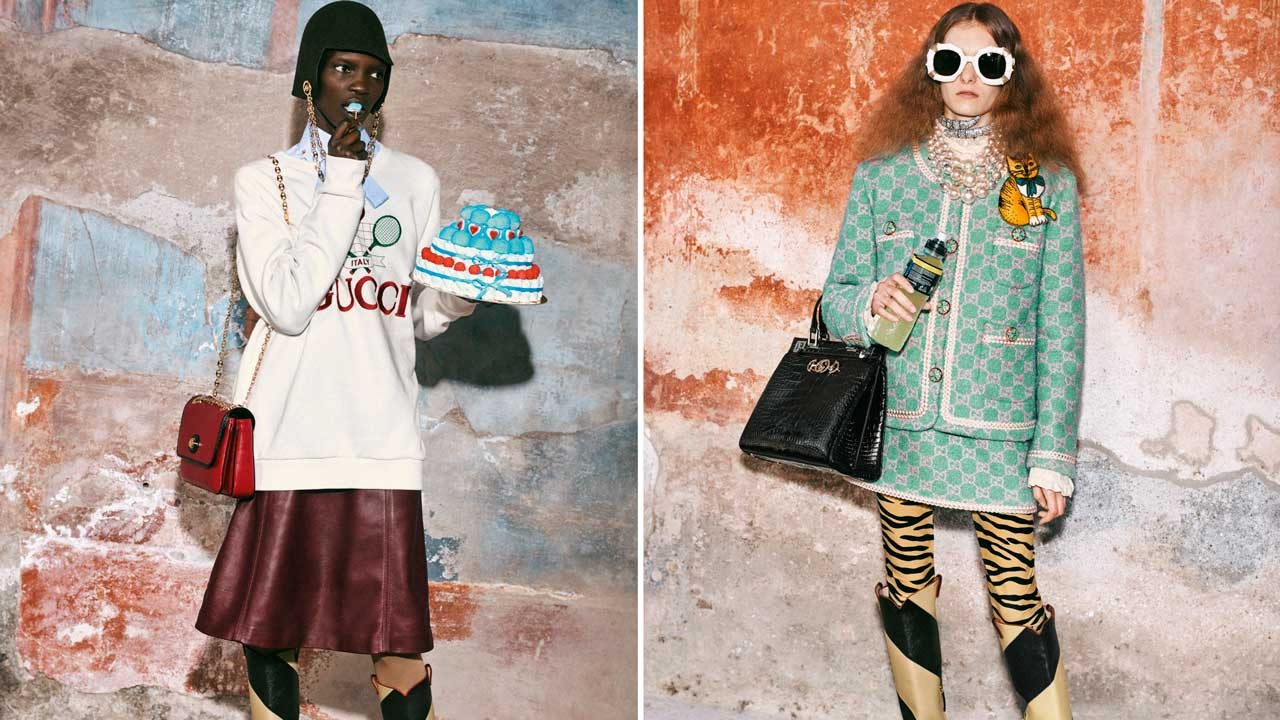a4e03b71689 Alessandro Michele has taken the heritage house to new heights, imbuing its  iconic leather loafers, bags and more with rich cultural references, ...