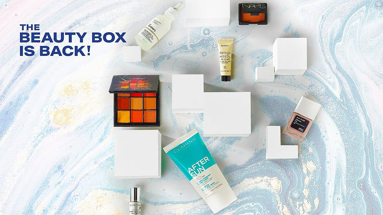 Summer Essentials Beauty Box
