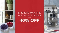 Homeware Reductions