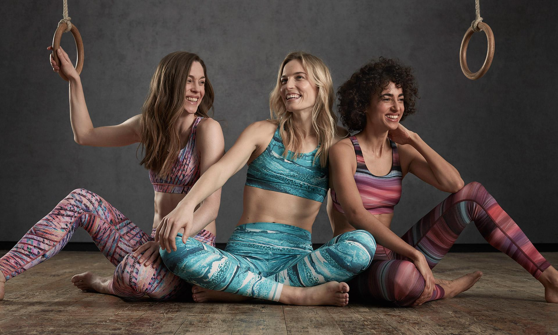 LET'S REFRESH WITH LULULEMON