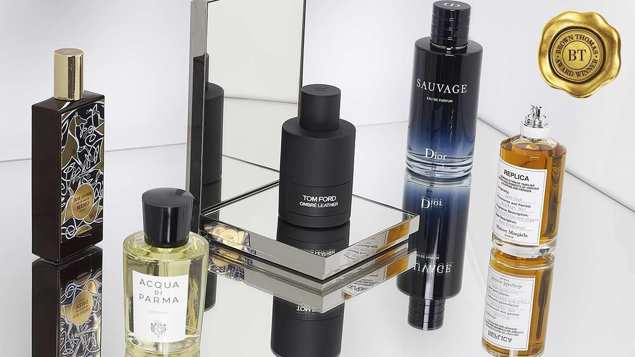 Aftershave Cologne Mens Frangrances Brown Thomas