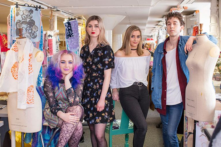 NCAD Student Group 1