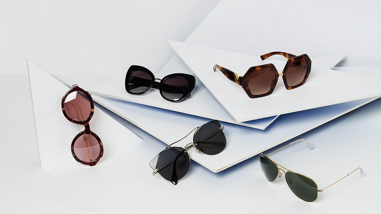 f803a15d072e Sunglasses. Find your perfect cat-eye shade or mirrored aviator before you  jet off to the sun this summer.