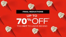 SHOP 70% OFF WOMENS