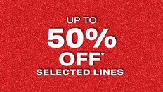 Shop Up to 50% Off Living