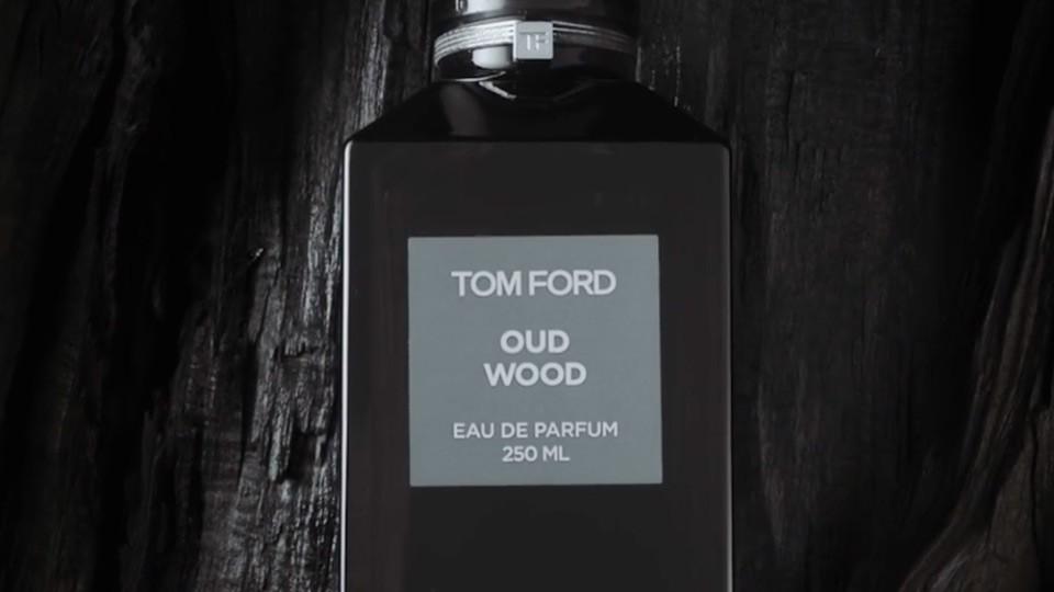 Oud Wood Decanter 250ml
