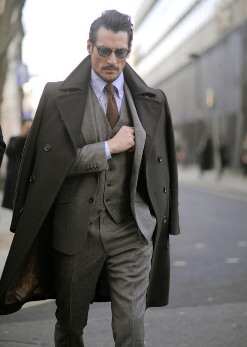 David Gandy Outerwear