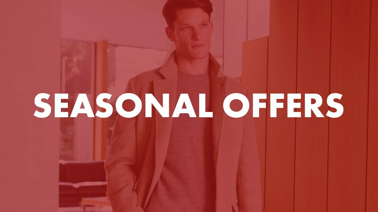 Seasonal Offers Men