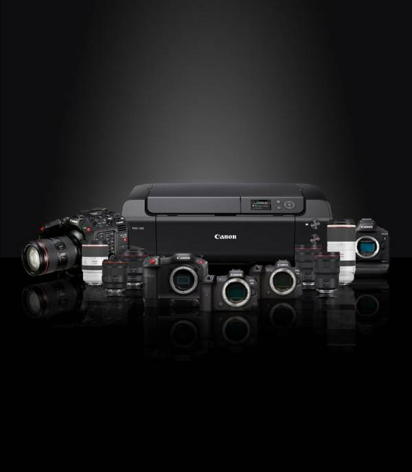 Canon Pro Leasing