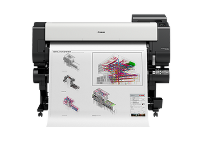 Canon wide format printer