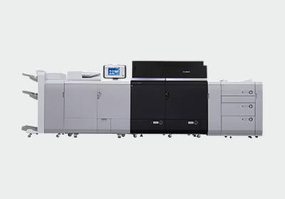 Canon digital presses