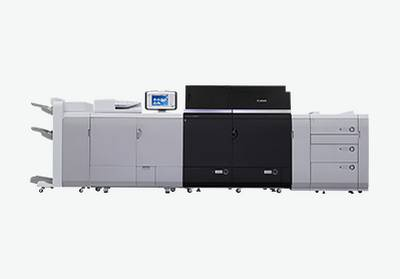 Canon digital press