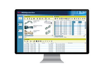 Océ PRISMAproduction customer communication management software
