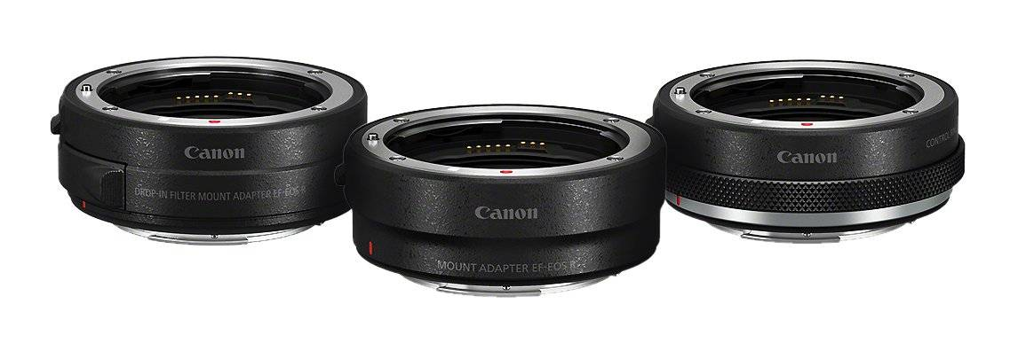 Canon Adapters for EOS R
