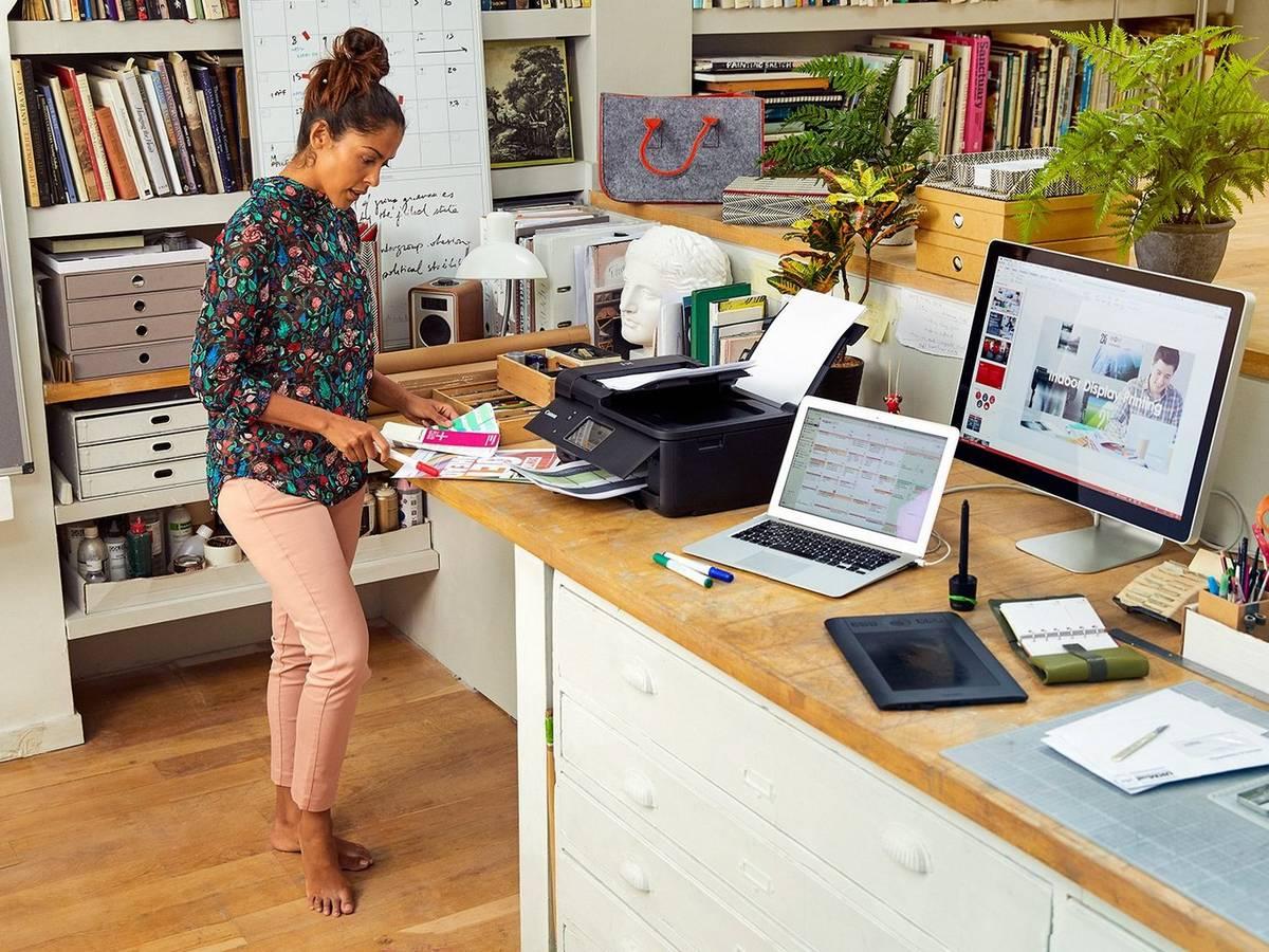 Impresoras multifunci n para oficina dom stica pixma - Impresoras para oficina ...