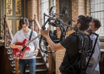 Keeping music live and dynamic with the Canon EOS C200