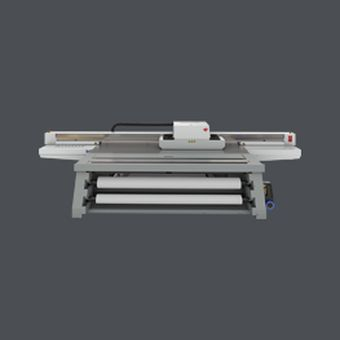 Océ Arizona 1280 XT extra-large flatbed printer
