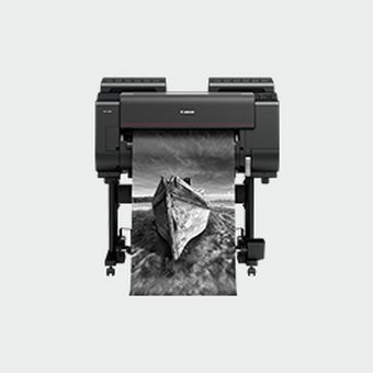 imagePROGRAF IPF PRO-2000 printing up to 24""
