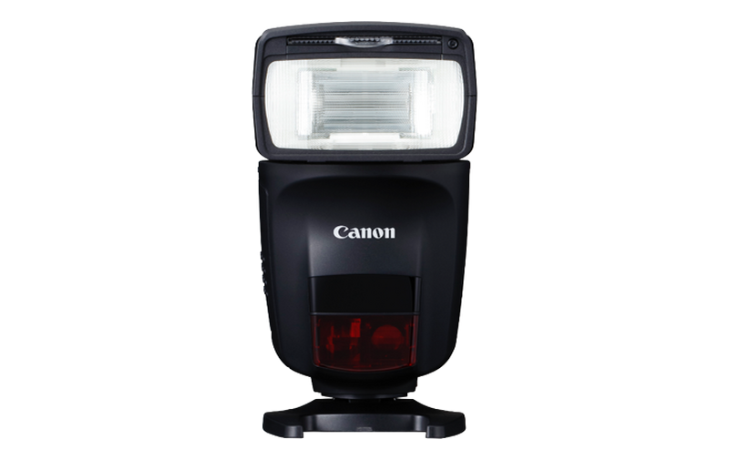 Canon Speedlite 470EX-AI - front facing